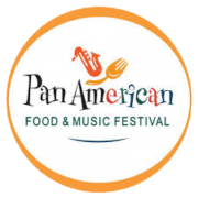Pan American Food & Music Festival Logo
